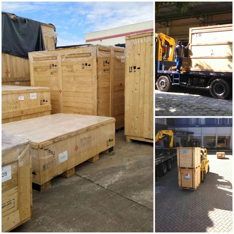 O desenvolvimento de um projeto de embalagem para exportação
