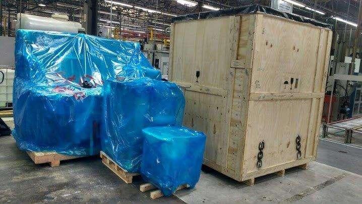 Embalagem para Exportacao
