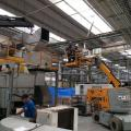 Empresa de desmontagem industrial