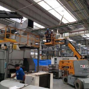 Desmontagem industrial