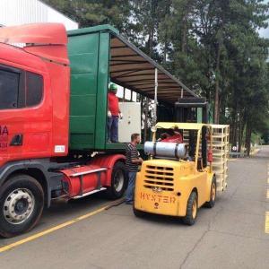 Transportadora carreta extensiva